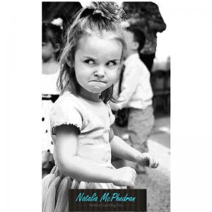 Bad attitude Natalia McPhedran
